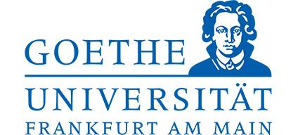 Das Logo der Johann Wolfgang Goethe-Universität Frankfurt
