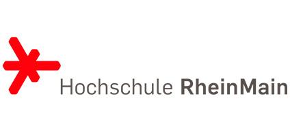 Das Logo der Hochschule RheinMain