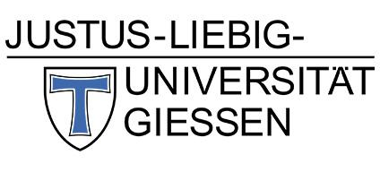 Das Logo der Justus-Liebig-Universität Gießen