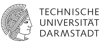 Das Logo der Technischen Universität Darmstadt