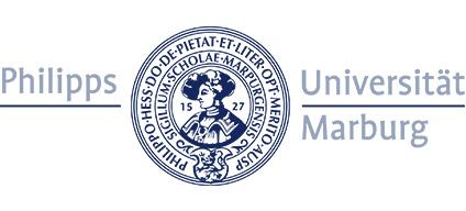 Das Logo der Philipps Universität Marburg