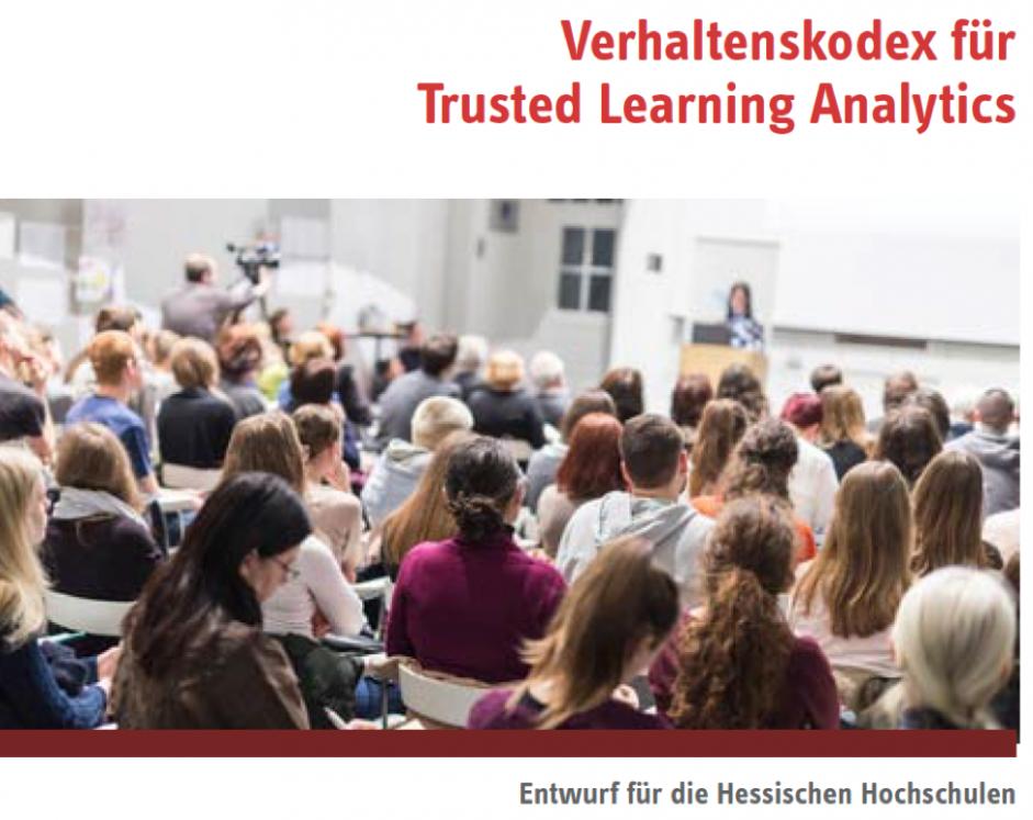 Verhaltenskodex für Trusted Learning Analytics frei verfügbar