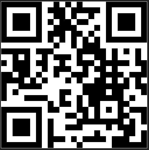 QR Code Abstimmung der Weiterarbeit an Patterns