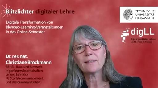 Interview Christiane Brockmann