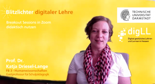 Iterview Prof. Dr. Katja Driesel-Lange