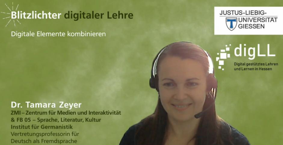 Digitale Elemente kombinieren – Blitzlichter digitaler Lehre Nr. 10
