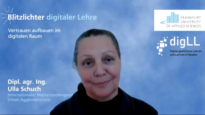 Vertrauen aufbauen im digitalen Raum – Blitzlichter digitaler Lehre Nr. 24