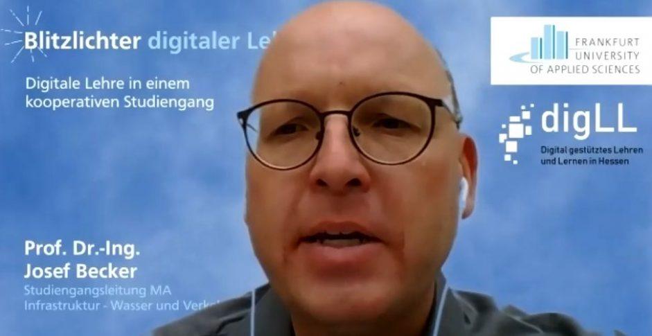 Digitale Lehre in einem kooperativen Studiengang – Blitzlichter digitaler Lehre Nr. 23