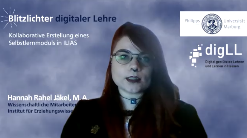 Kollaborative Erstellung eines Selbstlernmoduls in ILIAS – Blitzlichter digitaler Lehre Nr. 21