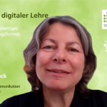 Blitzlichter digitaler Lehre / Prof. Silke Bock / THM