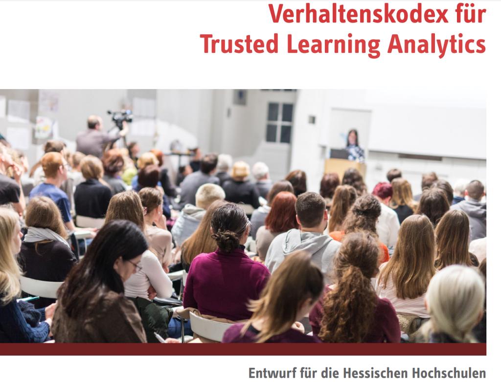 """Titelbild Verhaltenskodex für """"Trusted Learning Analytics"""""""